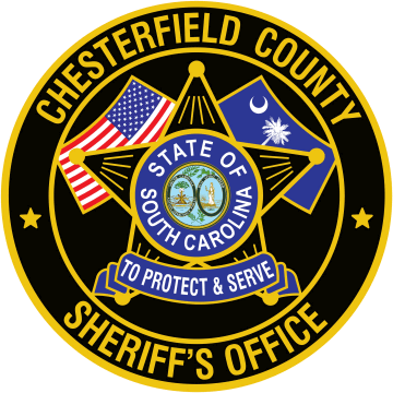 Image result for Chesterfield County SC sheriff's Department