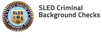 How to get a criminal background check from the SC State Law Enforcement Division