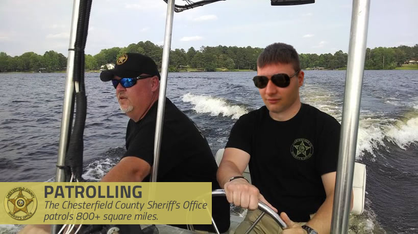 Home - Chesterfield County SC Sheriff's Office